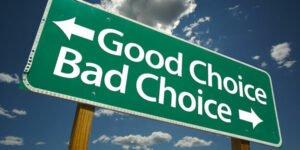 Besluitvaardigheid competentie